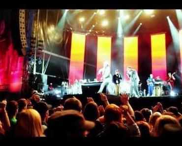 """Jan Delay & Disko No. 1 feat. Samy Deluxe & Denyo – """"Füchse"""" Live"""