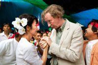 Michelle Yeoh wird zur Freiheitskämpferin Burmas