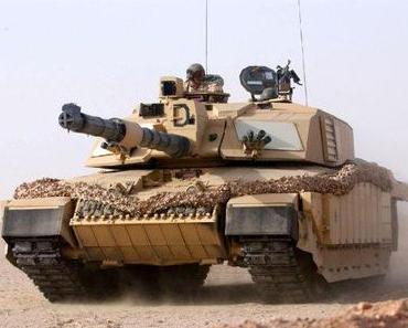 6000 britische Panzer nach Mönchengladbach?