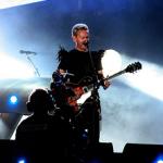 Depeche Mode fertsch mit erster Aufnahme-Session