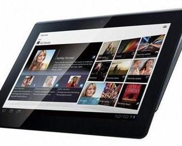 Sony veröffentlicht ICS-Update für Tablet S.