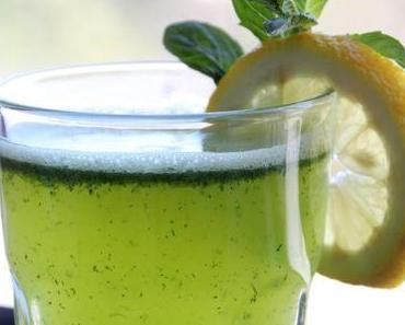 Limonana: Israelische Minz-Limonade