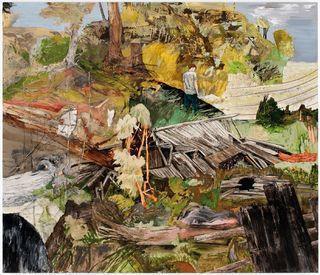 Nur noch morgen, 29.4.12: Hernan Bas im Kunstverein Hannover