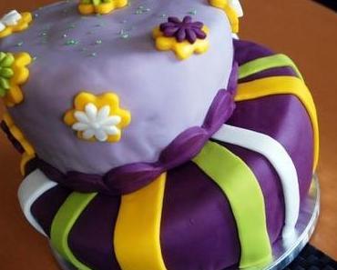 Topsy Turvy Torte Nummer 3