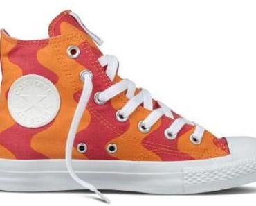 #Converse Chucks Limited Edition All Star High-Top Sneakers #Marimekko Super rare