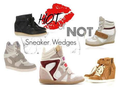 hot or NOT | #3 – Sneaker Wedges