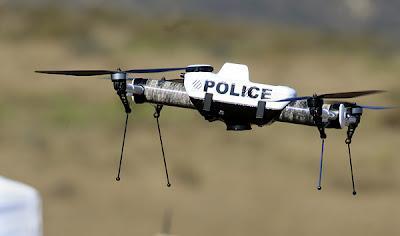 Polizei in den USA will Drohnen einsetzen