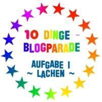 Blogparade - 10 Dinge
