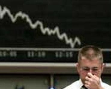 Börse stürzt ab auf das Niveau von 2003 – Banken mit den grössten Verlusten