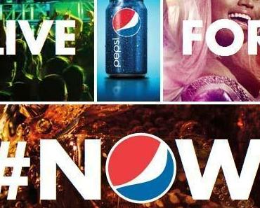 Live for now – Pepsi