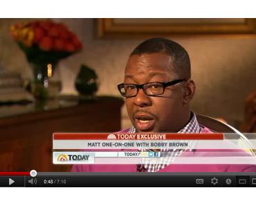 Bobby Brown's erstes Interview seit dem Tod von Whitney Houston