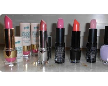 Kosmetik - Großeinkauf ♥
