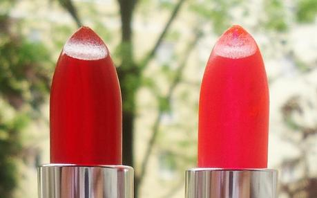 Maybelline Color Sensational Pop Sticks: 020 Tropical Pink, 080 Cherry Pop
