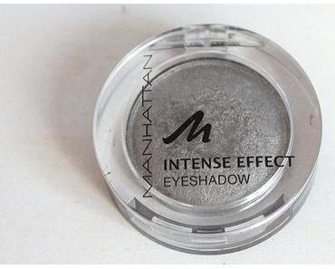 Tipp: Manhattan Intense Effekt Eyeshadow Dim Brown