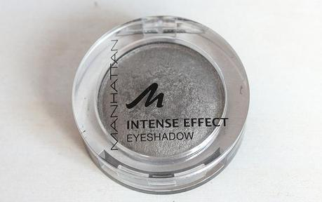 Tipp: Manhattan Intense Effekt Eyeshadow Dim Brown