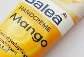balea handcreme mango. Black Bedroom Furniture Sets. Home Design Ideas