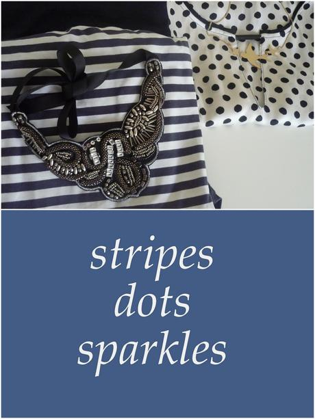 New In: Stripes, Dots And Sparkles
