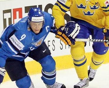 Eishockey-Weltmeisterschaft in Helsinki