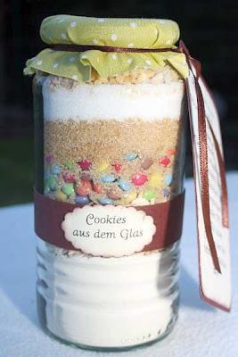 Cookies Im Glas