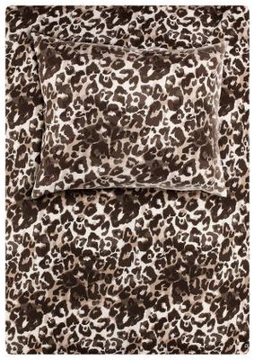 leoparden bettw sche h home. Black Bedroom Furniture Sets. Home Design Ideas