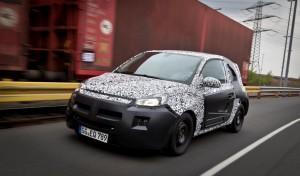 Aus dem Junior wird der Opel Adam