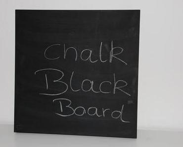 Chalk Board - Kreidetafel