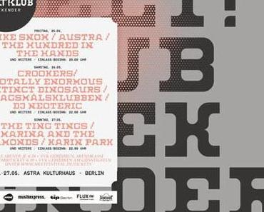 Melt Klub Weekender in Berlin