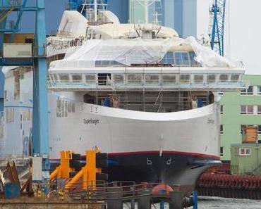 Scandlines: Kein Schiffsneubau zur Sommersaison fertig