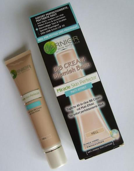 Garnier Miracle Skin Perfector BB Cream Matt-Effekt