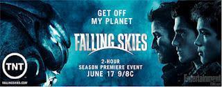 Falling Skies: Neue Poster und Banner zur zweiten Staffel