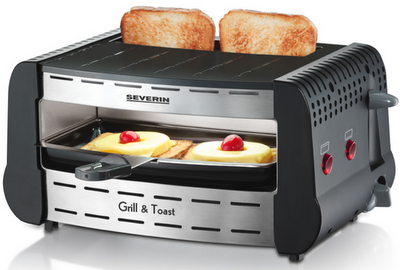 Gourmet Grill & Toast