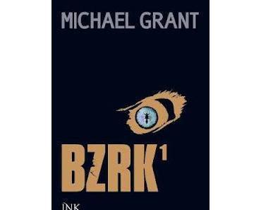 Gelesen: BZRK I von Michael Grant