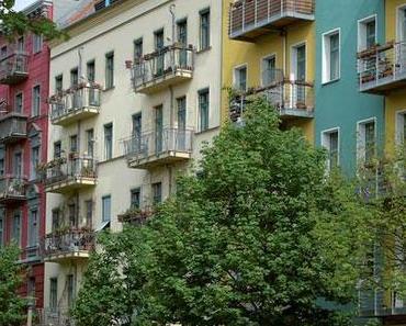 Der Prenzlauer Berg in Berlin