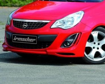 Irmscher tuned den Opel Corsa D