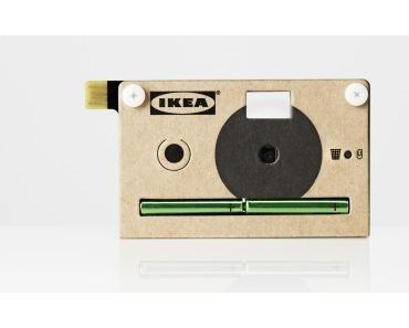 Wohnst du noch, oder knipst du schon? – Die IKEA-Pappkarton-Kamera