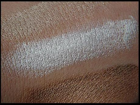 Review essence A new League LE - soft touch eyeshadows