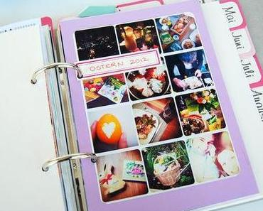 memories book / erinnerungsbuch / april 2012