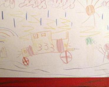Geburtstagsvorbereitung: Kinderarbeit ist angesagt