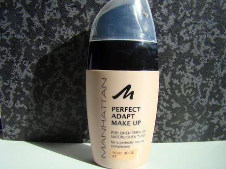 [124] Ich teste: Manhattan Perfect Adapt Make Up