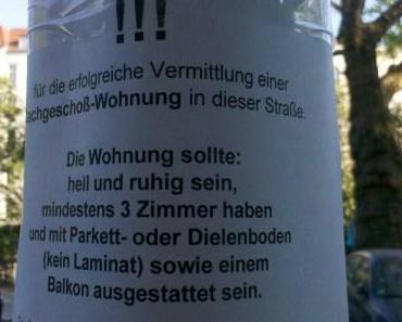 Berlin: Wohnungsgesuche als Gentrification-Indikator