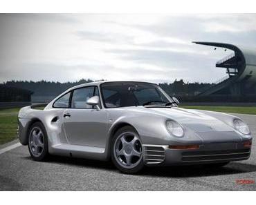 Forza Motorsport 4-Porsche DLC erhältlich