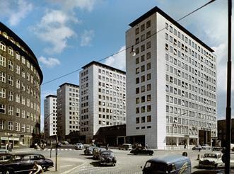 Schick und modern! Hamburger Nachkriegsarchitektur