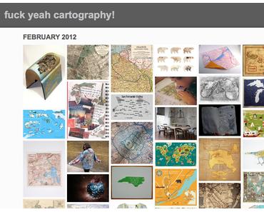 Maps, Maps, Maps: der Blog für Karten-Freaks