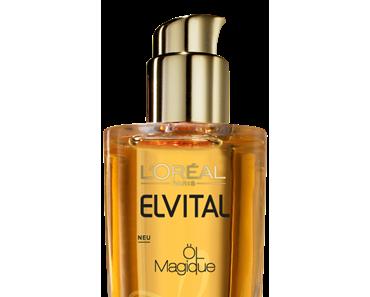 Neu von L'Oréal: Öl Magique für jedes und gefärbtes Haar