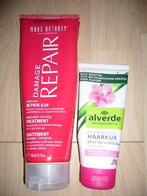 Hair Care Routine | Haarkur