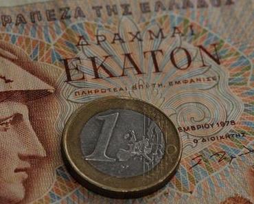 Griechenland vor dem Aus: Droht der Rausschmiss?