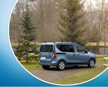 Dacia Dokker unter 9.000 Euro