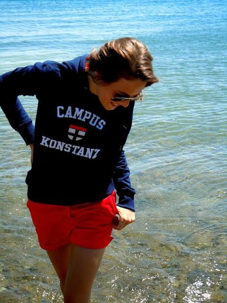Prep Style at its best: Der College Sweater