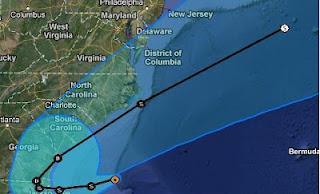 Sturm BERYL aktuell: Landfall in Florida erwartet - danach Rückkehr möglich