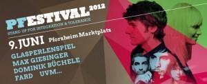 Stand Up PFestival mit Glasperlenspiel, Max Giesinger, Deutschem EM-Auftakt und vielen anderen Künstlern